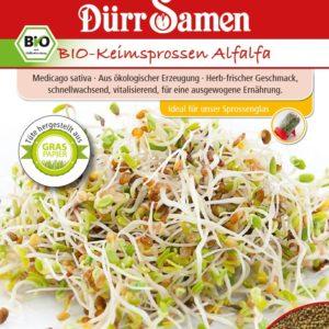 Bio Keimsprossen Alfalfa online kaufen