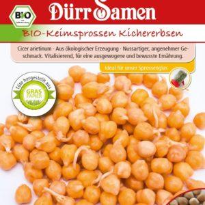 Bio Keimsprossen Kichererbsen online kaufen