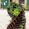 Ackerwinde Multiplex Bausatz Groß bepflanzt