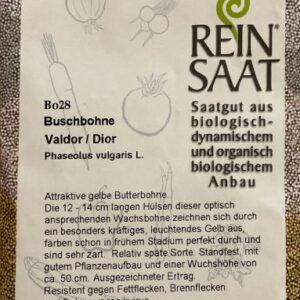 Buschbohne Valdor