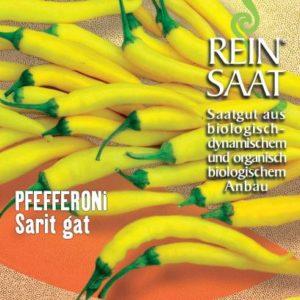 Pfefferoni Sarit gat