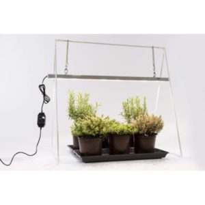 GrowLight Duo mit Stativ