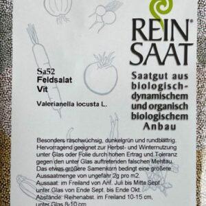 """Salat Feldsalat """"Vit"""""""