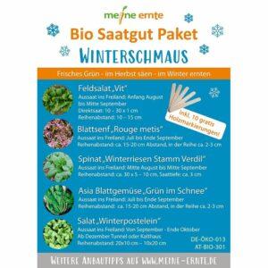 Saatgut-Paket Winterschmaus