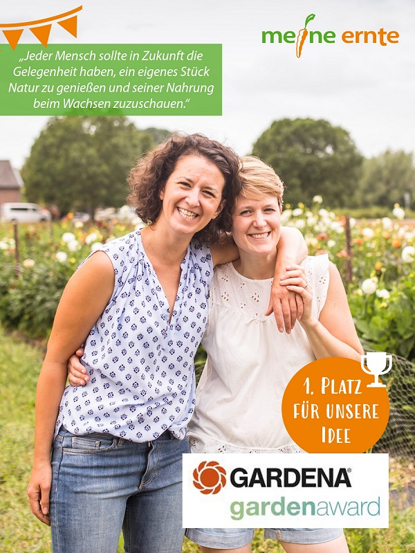 GARDENA Garden Award Winner