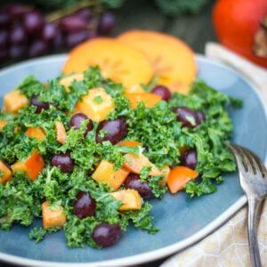 Simply Vegan: Grünkohlsalat