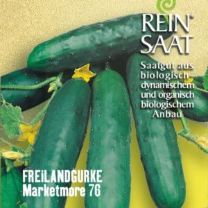 """Freilandgurke """"Marketmore 76"""""""
