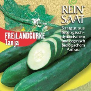 "Freilandgurke ""Tanja"""