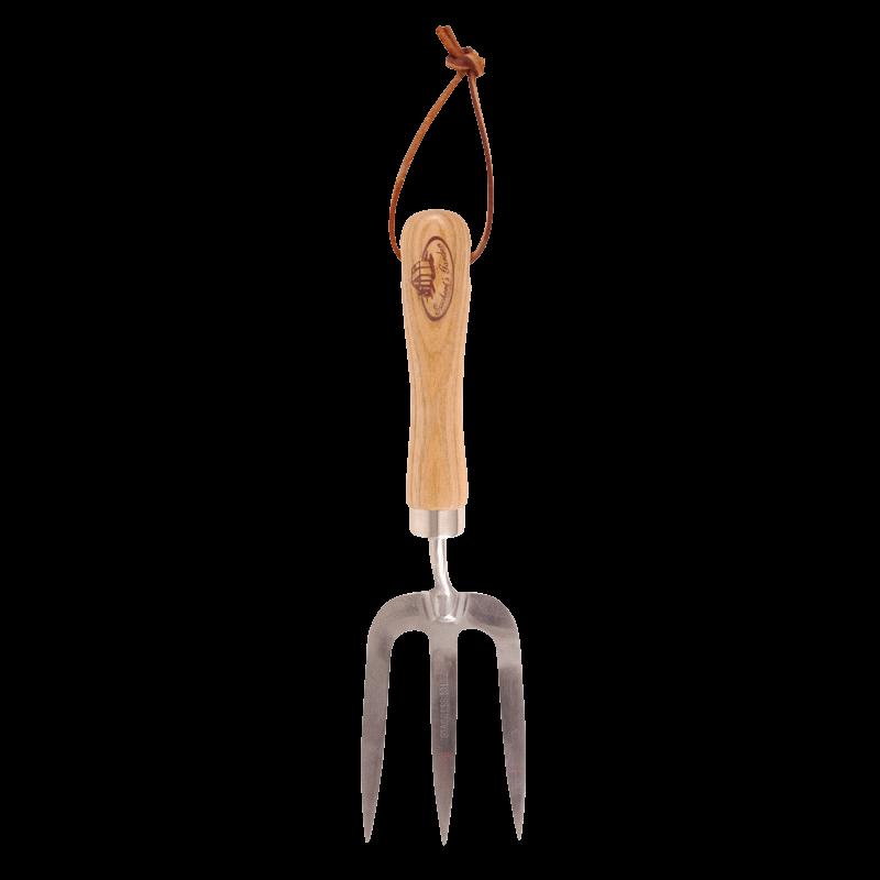 Handgabel Edelstahl