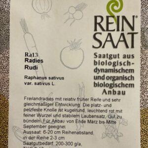 """Radieschen """"Rudi"""""""