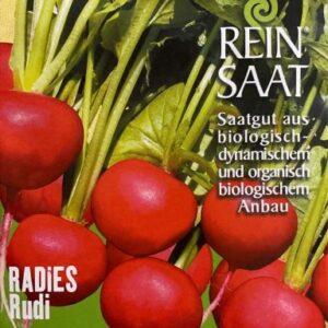 "Radieschen ""Rudi"" Saatband"