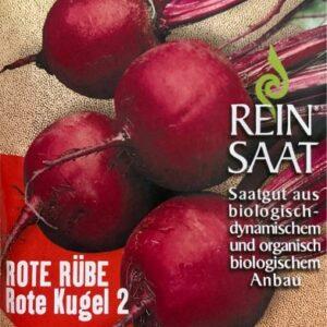 "Rote Bete ""Rote Kugel 2"""