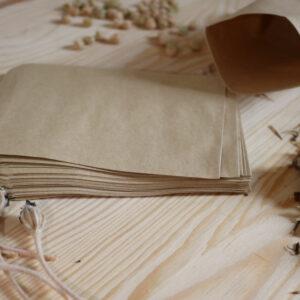 Saatgut-Tüten zum selbst befüllen, leer, 10 Stück
