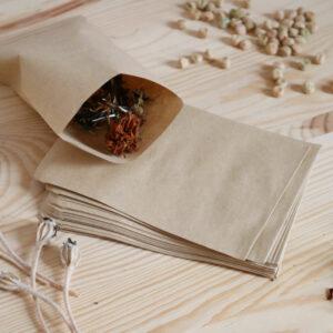Saatgut-Tüten zum selbst befüllen, leer, 24 Stück