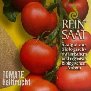 """Tomate """"Hellfrucht"""""""
