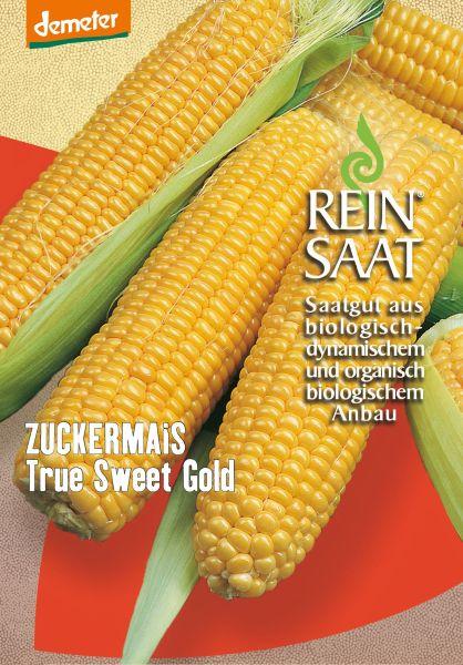 Zuckermais True Sweet Gold