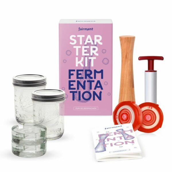 Starter-Kit Fermentierung