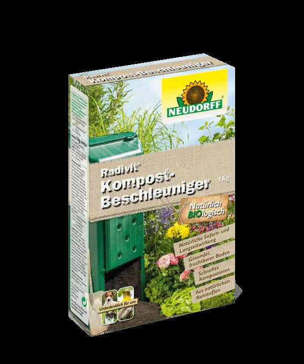 Kompost-Beschleuniger